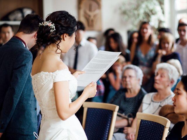 Le mariage de Quentin et Chen à Annecy-le-Vieux, Haute-Savoie 19