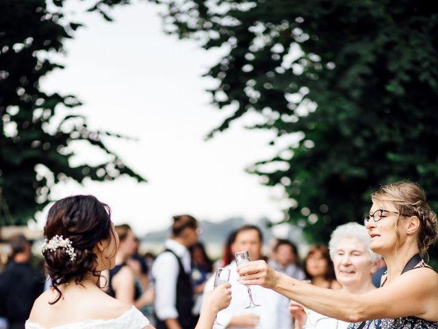 Le mariage de Quentin et Chen à Annecy-le-Vieux, Haute-Savoie 30