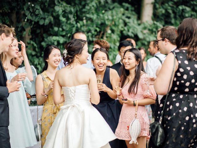 Le mariage de Quentin et Chen à Annecy-le-Vieux, Haute-Savoie 35
