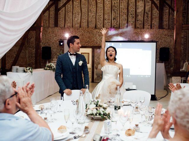 Le mariage de Quentin et Chen à Annecy-le-Vieux, Haute-Savoie 1