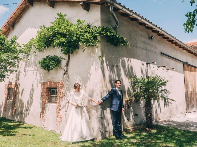 Le mariage de Alexis et Faustine à Mornand-en-Forez, Loire 26