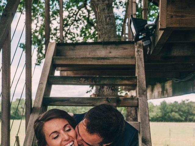 Le mariage de Alexis et Faustine à Mornand-en-Forez, Loire 30