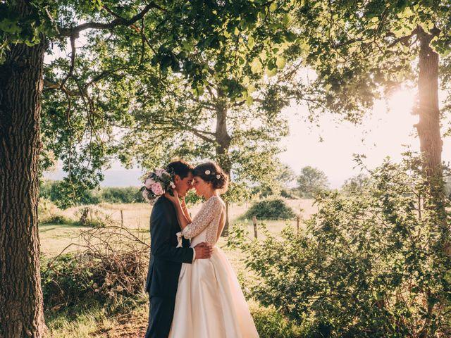 Le mariage de Faustine et Alexis