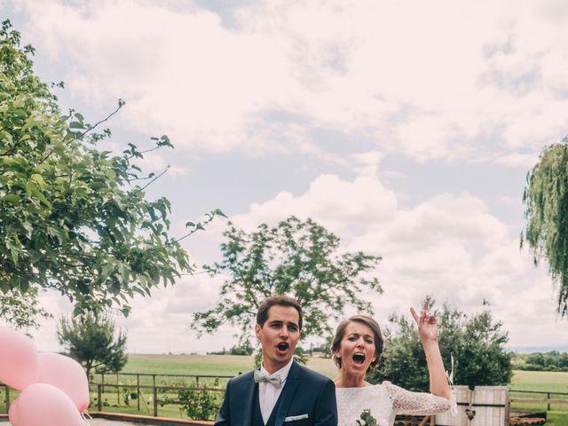 Le mariage de Alexis et Faustine à Mornand-en-Forez, Loire 39