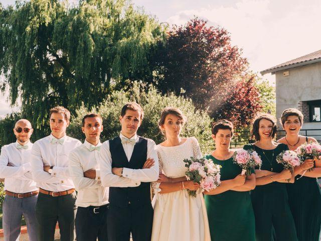 Le mariage de Alexis et Faustine à Mornand-en-Forez, Loire 77