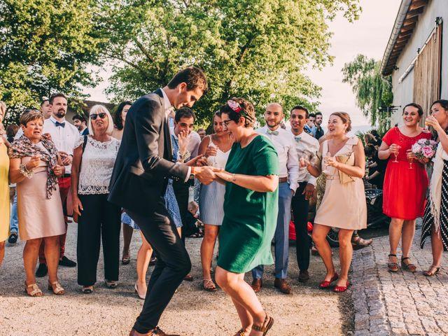 Le mariage de Alexis et Faustine à Mornand-en-Forez, Loire 79