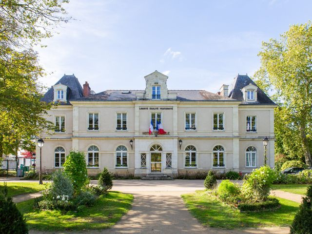 Le mariage de Jérémy et Fatou à La Chapelle-sur-Erdre, Loire Atlantique 3