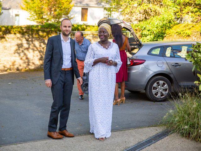 Le mariage de Jérémy et Fatou à La Chapelle-sur-Erdre, Loire Atlantique 4