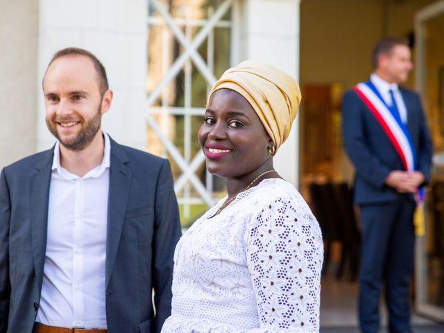 Le mariage de Jérémy et Fatou à La Chapelle-sur-Erdre, Loire Atlantique 5