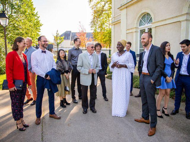 Le mariage de Jérémy et Fatou à La Chapelle-sur-Erdre, Loire Atlantique 6
