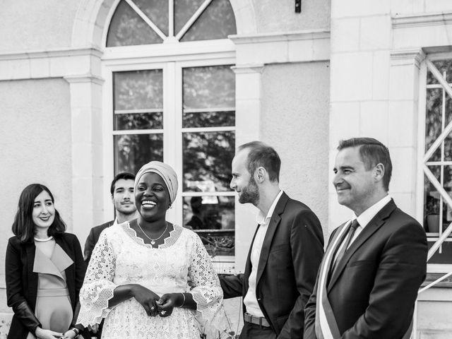 Le mariage de Jérémy et Fatou à La Chapelle-sur-Erdre, Loire Atlantique 7