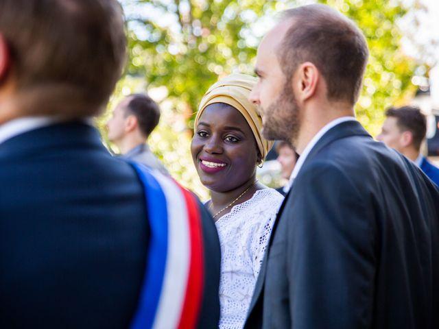 Le mariage de Jérémy et Fatou à La Chapelle-sur-Erdre, Loire Atlantique 8