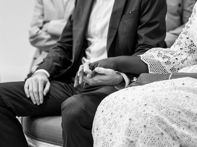 Le mariage de Jérémy et Fatou à La Chapelle-sur-Erdre, Loire Atlantique 11