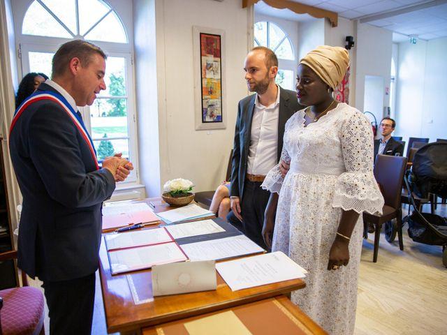 Le mariage de Jérémy et Fatou à La Chapelle-sur-Erdre, Loire Atlantique 12