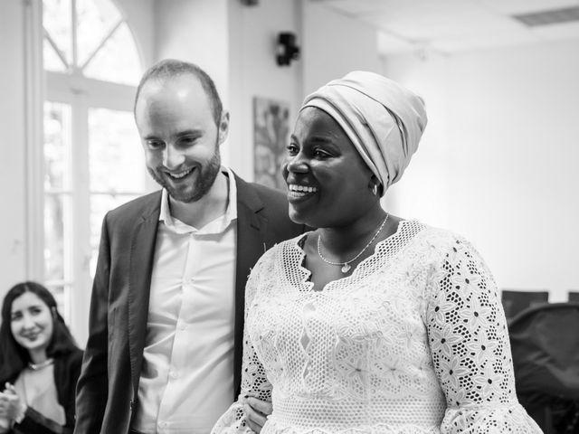 Le mariage de Jérémy et Fatou à La Chapelle-sur-Erdre, Loire Atlantique 14