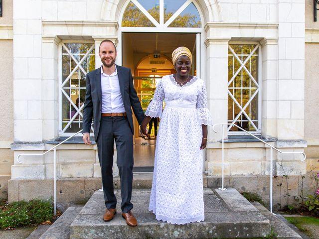 Le mariage de Jérémy et Fatou à La Chapelle-sur-Erdre, Loire Atlantique 16