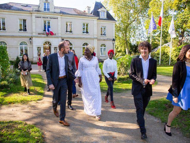 Le mariage de Jérémy et Fatou à La Chapelle-sur-Erdre, Loire Atlantique 17