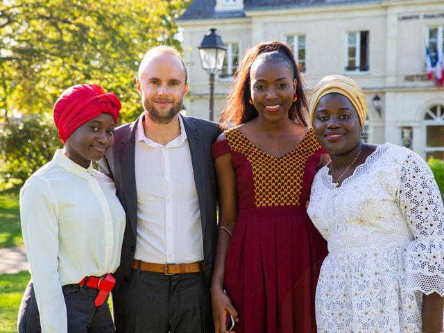 Le mariage de Jérémy et Fatou à La Chapelle-sur-Erdre, Loire Atlantique 18