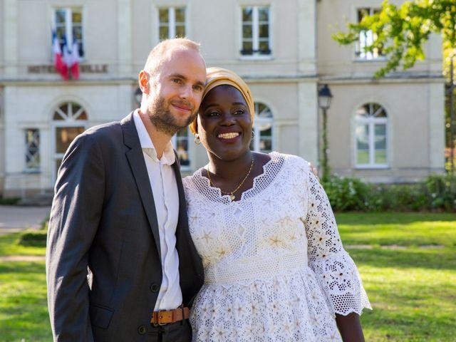 Le mariage de Jérémy et Fatou à La Chapelle-sur-Erdre, Loire Atlantique 19
