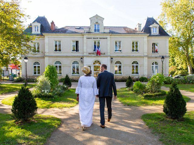Le mariage de Jérémy et Fatou à La Chapelle-sur-Erdre, Loire Atlantique 20