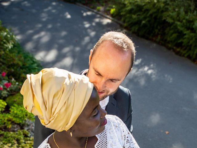 Le mariage de Jérémy et Fatou à La Chapelle-sur-Erdre, Loire Atlantique 21