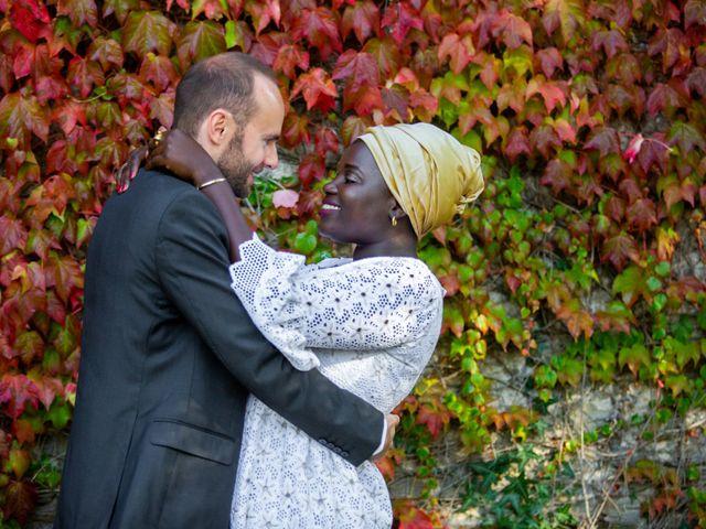 Le mariage de Jérémy et Fatou à La Chapelle-sur-Erdre, Loire Atlantique 22