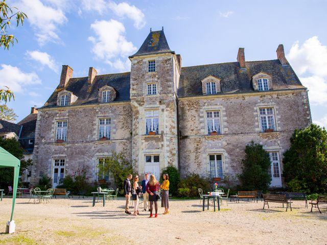 Le mariage de Jérémy et Fatou à La Chapelle-sur-Erdre, Loire Atlantique 1