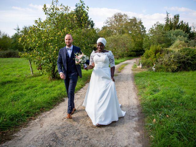 Le mariage de Jérémy et Fatou à La Chapelle-sur-Erdre, Loire Atlantique 30