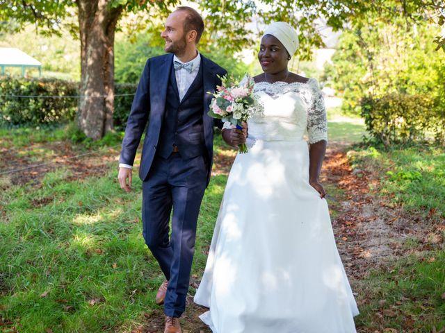 Le mariage de Jérémy et Fatou à La Chapelle-sur-Erdre, Loire Atlantique 31