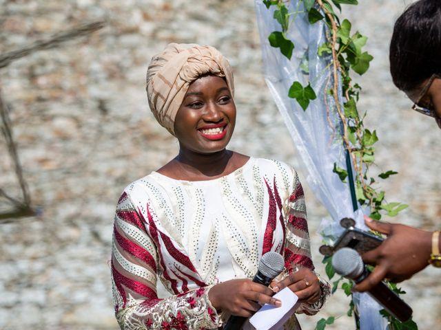 Le mariage de Jérémy et Fatou à La Chapelle-sur-Erdre, Loire Atlantique 37