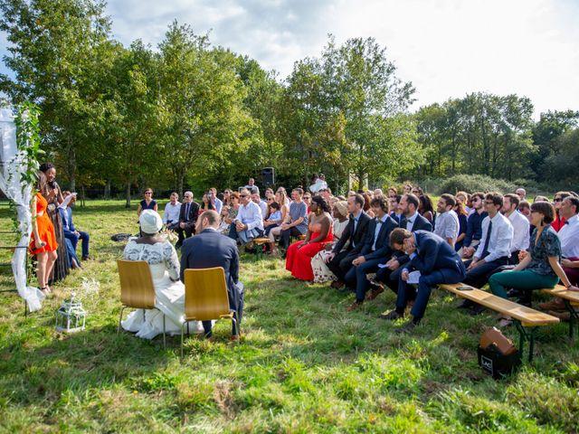Le mariage de Jérémy et Fatou à La Chapelle-sur-Erdre, Loire Atlantique 43