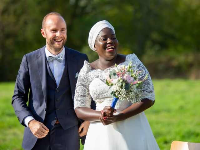 Le mariage de Jérémy et Fatou à La Chapelle-sur-Erdre, Loire Atlantique 46