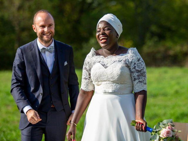 Le mariage de Jérémy et Fatou à La Chapelle-sur-Erdre, Loire Atlantique 47