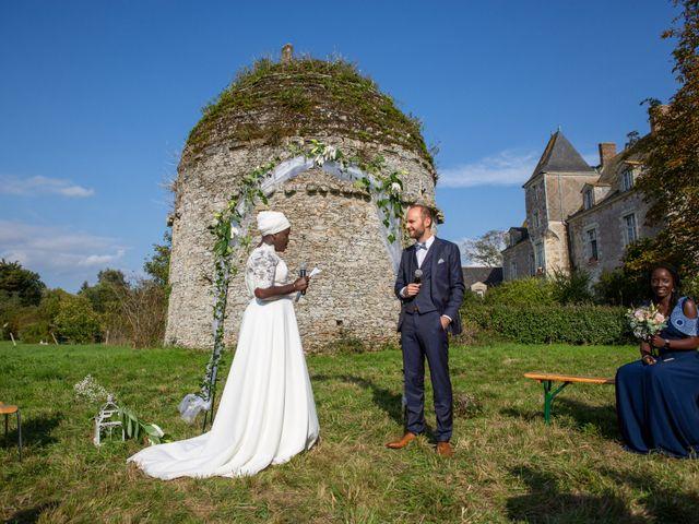 Le mariage de Jérémy et Fatou à La Chapelle-sur-Erdre, Loire Atlantique 48