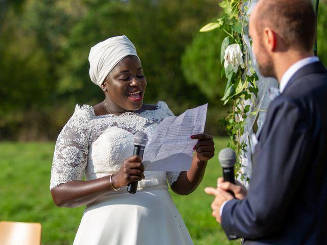 Le mariage de Jérémy et Fatou à La Chapelle-sur-Erdre, Loire Atlantique 49