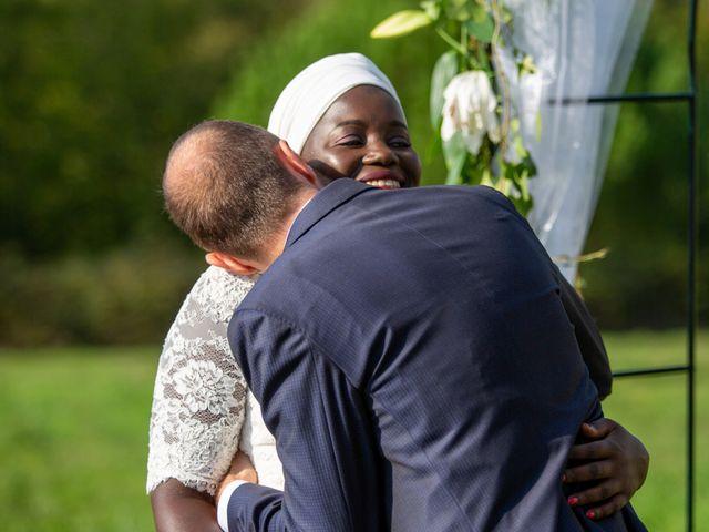 Le mariage de Jérémy et Fatou à La Chapelle-sur-Erdre, Loire Atlantique 50