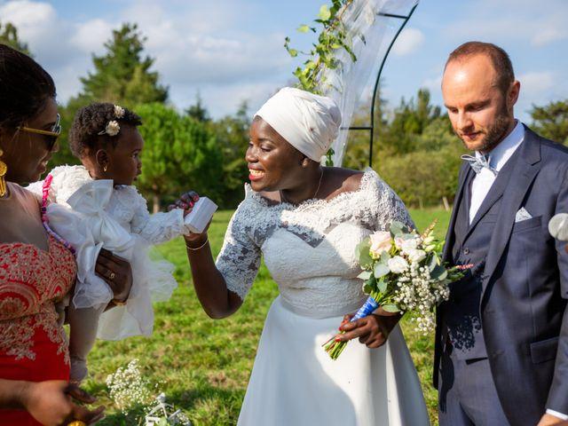 Le mariage de Jérémy et Fatou à La Chapelle-sur-Erdre, Loire Atlantique 52
