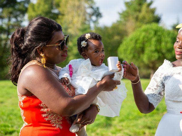 Le mariage de Jérémy et Fatou à La Chapelle-sur-Erdre, Loire Atlantique 53