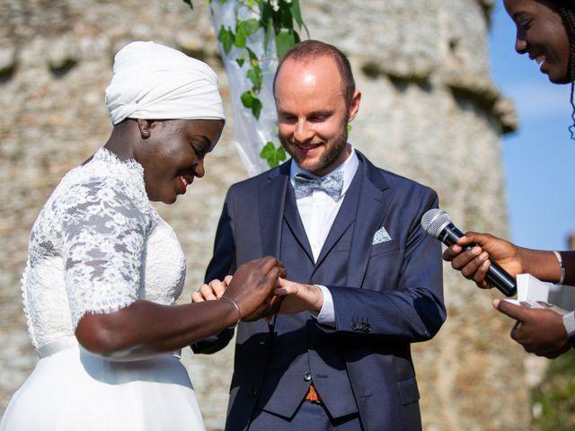 Le mariage de Jérémy et Fatou à La Chapelle-sur-Erdre, Loire Atlantique 55