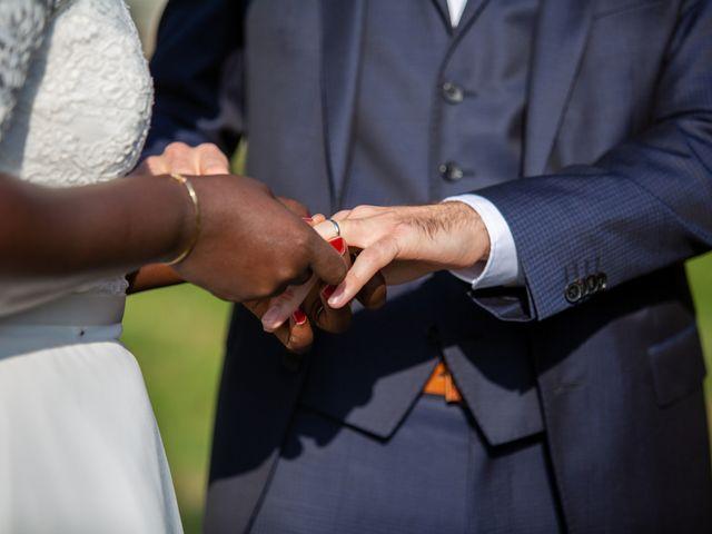 Le mariage de Jérémy et Fatou à La Chapelle-sur-Erdre, Loire Atlantique 56