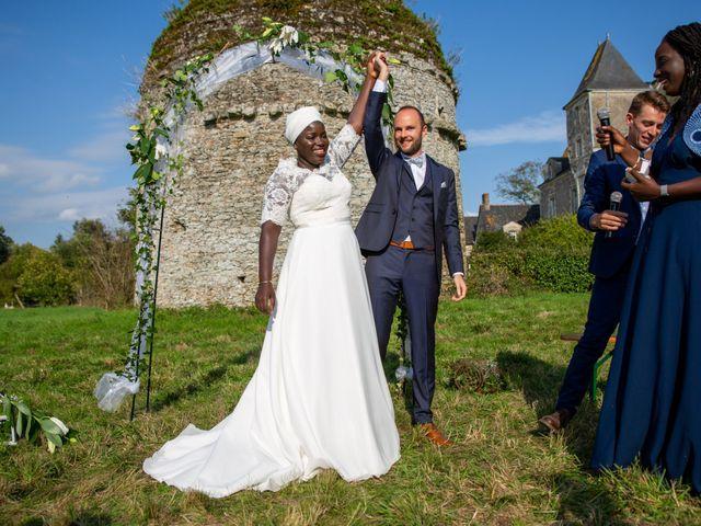 Le mariage de Jérémy et Fatou à La Chapelle-sur-Erdre, Loire Atlantique 57