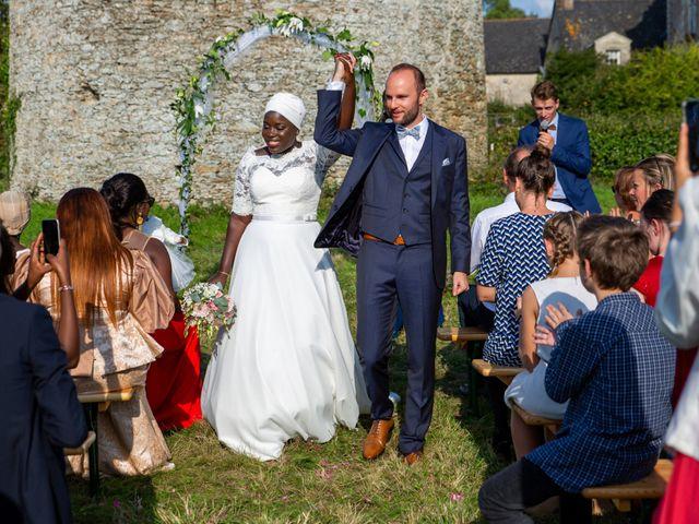 Le mariage de Jérémy et Fatou à La Chapelle-sur-Erdre, Loire Atlantique 58