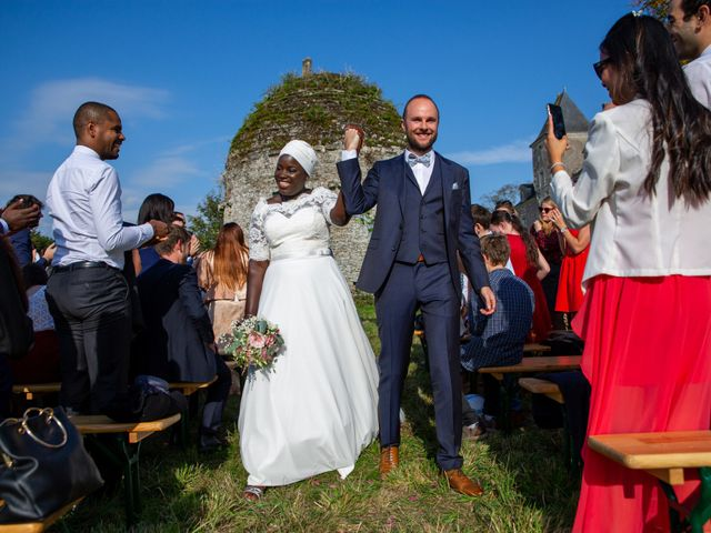 Le mariage de Jérémy et Fatou à La Chapelle-sur-Erdre, Loire Atlantique 59
