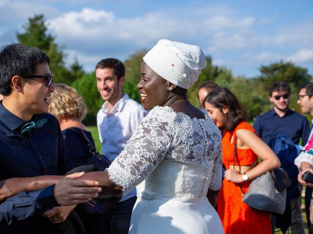 Le mariage de Jérémy et Fatou à La Chapelle-sur-Erdre, Loire Atlantique 60