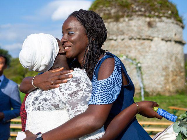 Le mariage de Jérémy et Fatou à La Chapelle-sur-Erdre, Loire Atlantique 63