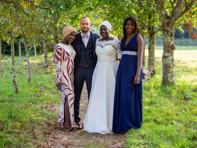 Le mariage de Jérémy et Fatou à La Chapelle-sur-Erdre, Loire Atlantique 64