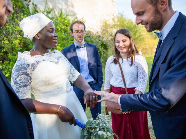 Le mariage de Jérémy et Fatou à La Chapelle-sur-Erdre, Loire Atlantique 69