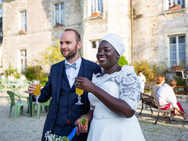 Le mariage de Jérémy et Fatou à La Chapelle-sur-Erdre, Loire Atlantique 70