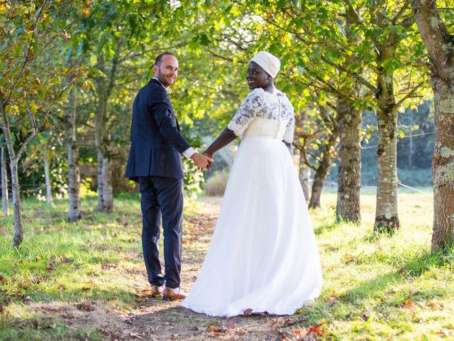 Le mariage de Jérémy et Fatou à La Chapelle-sur-Erdre, Loire Atlantique 2
