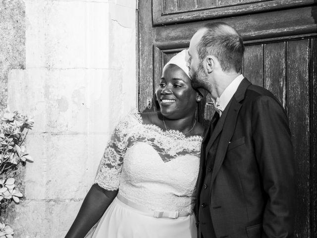 Le mariage de Jérémy et Fatou à La Chapelle-sur-Erdre, Loire Atlantique 78